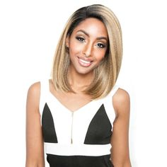 Mane Concept Brown Sugar Soft Swiss Lace Front Wig BS226 | ELEVATESTYLES