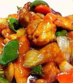 フライパン一つで簡単!揚げない酢鶏 by りょーーーこ 【クックパッド】 簡単おいしいみんなのレシピが312万品