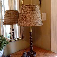 DIY Ballard Seagrass Shade My son gave me a vintage lamp that reminded me of Ballard's Tasseau Lamp. I also really liked their seagrass l...#/488151/diy-ballard-seagrass-shade?&_suid=13596695679250038726856663297005