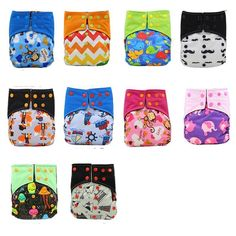 OhBabyKa Cloth Diapers Baby Waterproof Pocket Reusable With Bamboo Inner Best Cloth Diapers, Baby Skin, Boy Or Girl, Bamboo, Fiber, Girl Outfits, Gadgets, Packing, Unisex