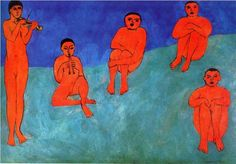 1910, Henri Matisse