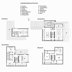 Dwell House Plans 1920s bungalow plus modern addition equals perfect austin home