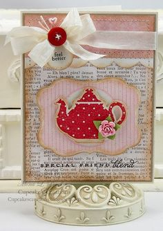 Can use morning cup stamp set.