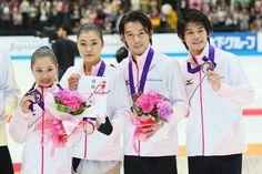 ジャパンオープン | フィギュアスケート | 実況 | スポーツナビ