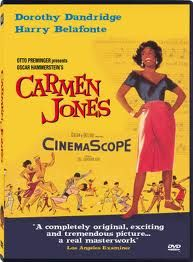 Directed by Otto Preminger. With Harry Belafonte, Dorothy Dandridge, Pearl Bailey, Olga James. Contemporary version of the Bizet opera, with new lyrics and an African-American cast. Harry Belafonte, Dorothy Dandridge, Alvin Ailey, Royal Ballet, Dark Fantasy Art, Old Movies, Great Movies, Amazing Movies, Body Painting