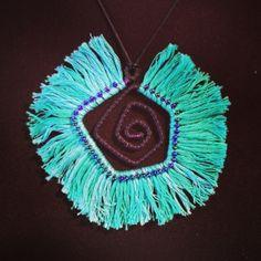 Függő... Pendant Crochet Earrings, Anna, Pendant, Jewelry, Jewerly, Jewlery, Hang Tags, Schmuck, Pendants