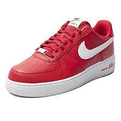 cheap for discount eaacb aa99f Nike Men s Air Force 1 Red White   Read more at the image link.