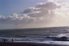 Brighton beach Sea Pictures, Brighton, Outdoors, Clouds, Beach, Outdoor, Outdoor Rooms, Nature, Cloud