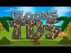 Bloons TD5 is AWESOME
