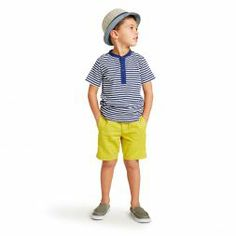 Harbor Stripe Outfit cool hand Luke!