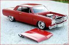 1965 chevy ll Malibu/Chevelle SS