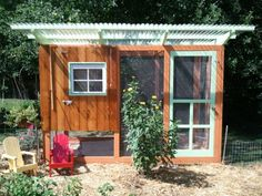 In building the coop, make sure that you have selected a design that is suitable for the kind of chicken raising you wish to engage in. You could buy a completely new coop but taking the opportunity to earn a backyard chicken coop all your own makes great financial sense. Naturally, you can always locate pre-built chicken coops sold in the local hardware stores.
