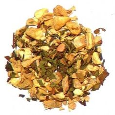 Organic ginger  root and mint leaves combination creates a perfect cup of no caffeine healthy cup of tea. Enjoy either cold or hot. Perfect for cold symptoms and soar throat. Ginger will give relief  to your throat and mint will open your nasal blocking: http://www.organicteaetc.com/products/ginger-mint-herbal-tea/
