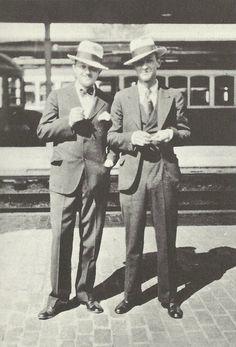 Bix Bierderbecke and Tram (Frankie Trumbauer)