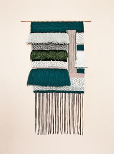 """"""" 'Green and Gray Windows' by Brook&Lyn. More of the artists' work at brookandlyn.com. """""""