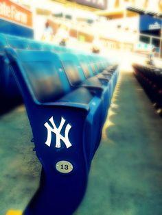 Yankee Stadium - Soooooon!  September!