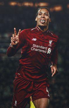 Liverpool Fc, Van Djik, Virgil Van Dijk, Iceland Waterfalls, Premier League Champions, You'll Never Walk Alone, Football Wallpaper, Soccer Stars, Sports Games