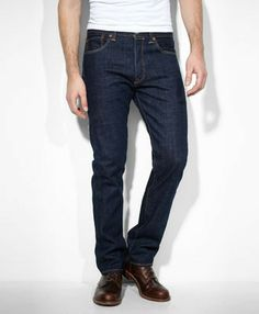 501, Original Fit Jeans - Wool Denim Rinse - Levis - levi.com  30x30/32