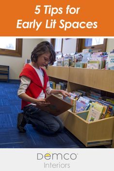 Get tips on how to evaluate your learning spaces to ensure your littlest patrons are getting the most out of your early literacy environment. Emergent Literacy, Early Literacy, Learning Spaces, Learning Environments, Before Kindergarten, Warm Color Schemes, Educational Software, Reading Projects, Mood And Tone
