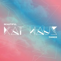"KAT HAUS - Beautiful Things - http://www.jamspreader.com/2014/06/17/kat-haus-beautiful-things/ - (4.5 / 5) For fans of: Tycho, Pretty Lights, Supervision. Naming an album ""Beautiful Things"" is a very risky move. God forbid the record is less than stellar, and you're in for a bad time with reviews. Luckily, San Francisco-based electronic duo KAT HAUS's new album,... - album review, bandcamp, beautiful things, blue, chill, chill wave, chillwave, downl"