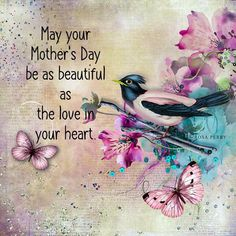 Mothers Day Quotes, Mothers Day Cartoon, Love You Mom Quotes, Mothers Day Cards, Happy Quotes, Quote Of The Day, Hot Air Balloon Clipart, Letter From Heaven, Worship Quotes