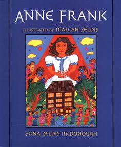 This is a biography of Anne Frank written in a way that will be easy for children to understand. It is a good way to introduce the Holocaust to children.