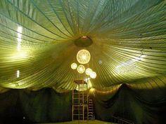Idyllwild Arts Foundation Parachute Canopy Amphitheater