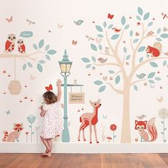 wallpaper for baby room