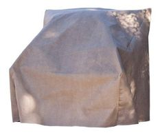 Duck Covers Elite Patio Chair Cover with Inflatable Airbag to Prevent Pooling 24-Inch