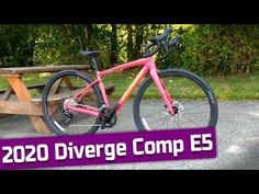 2020 Diverge Comp E5 Aluminum Review of Features and Weight - YouTube Road Bikes, Cycling Bikes, Flat Bar Road Bike, Road Bike Accessories, Park Tool, Road Bike Women, Commuter Bike, Cycling Workout, Bike Seat