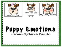 Some students need extra motivation to get them practicing important phonological skills. This cute little game, 22 puzzles in all, will give your students something new to try. Italian is a beautiful language, that beauty requires speakers understand basic syllables, phonetics and stress. We placed... Italian Words, Beginning Sounds, Little Games, Vowel Sounds, Syllable, Literacy Centers, Speakers, Puzzles, Students