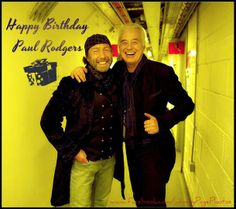 Jimmy Page & Paul Rodgers