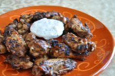 Chipotle Grilled Wings - Delights Of Culinaria