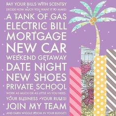 Reasons to Join Scentsy.  http://ldnwicklesscandles.co.uk