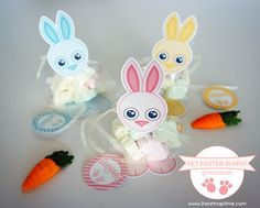 DIY:: Free Pet Easter Bunny Printable