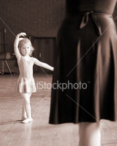Little ballerina // Enrolled Gigi in her first ballet class today! I am OH SO EXCITED!