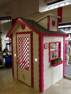 Casa per gatto  realizzato www.lfarredolegno.it