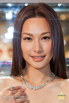 Kate Tsui Tsz-shan (徐子珊) is the 2004 Miss Hong Kong pageant winner and currently a TVB actress and singer. #HongKong CrazyHongKong.com by TheCrazyCities.com