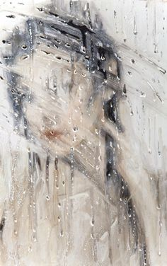 """""""Disconnected"""" by Alyssa Monks, Oil-Painting"""