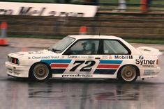 Frank in the he shared with Mike Smith and Marc Duez during the 1987 RAC TT at Silverstone. Bmw E30 M3, Bmw K100, F1 Motorsport, Rally Car, Cars And Motorcycles, Touring, Race Cars, Pilot, Classic Cars