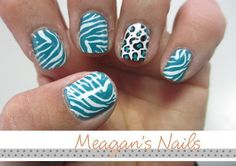 This is the best nail blog I've ever been on! It has tutorials to do your own nails!!!! :)