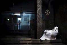 La fotografía ganadora del primer premio del World Press Photo 2008 en la categoría Contemporary Issues Stories, que fue realizada por el mexicano Carlos Cazalis para Corbis y muestra a un indigente en una calle de Sao Paulo, Brasil.