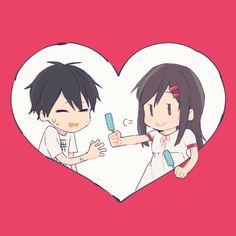 Kagerou Project -Ayano & Shintaro