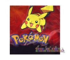 Pokemon 'Pokemon Party' Small Napkins (16ct)