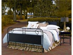 Shop for Paula Deen by Universal Down Home Garden Gate Queen Bed, 471370, and other Bedroom Beds at Kittle's Furniture in Indiana and Ohio. Imagine the family home place where you can truly kick back and relax. The paint may be a little chipped and the porch screen door a bit worn, but it's the one place you always feel welcome.