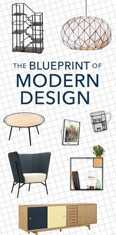The Blueprint Of Modern Design: True beauty is found at the core of our designs, and that's exactly where we looked when picking each piece for this collection. Pulling in the blue of actual blueprints and incorporating them into the upholstery of a sofa or the cover of a throw pillow, you add a cool depth to your style, and anyone can see that you're charted for success. Shop Now at dotandbo.com!