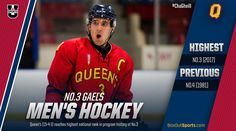 M is No.3 in  their highest rank in school history #GoGaelsGo