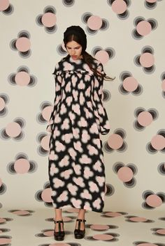 A look from the L'Orla resort 2016 collection. Photo: Orla Kiely