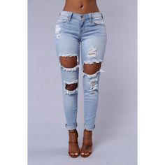 Reckless Jeans ($15) ❤ liked on Polyvore featuring jeans
