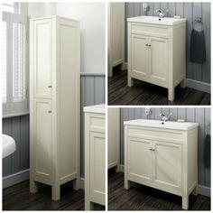 Traditional-Clotted-Cream-Bathroom-Vanity-Unit-Basin-Furniture-Storage-Cabinet